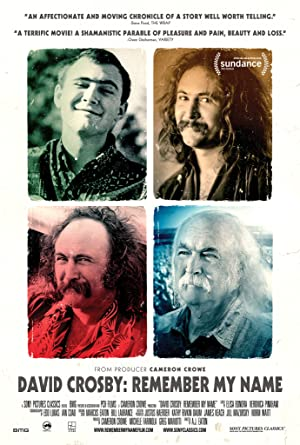 img David Crosby: Remember My Name