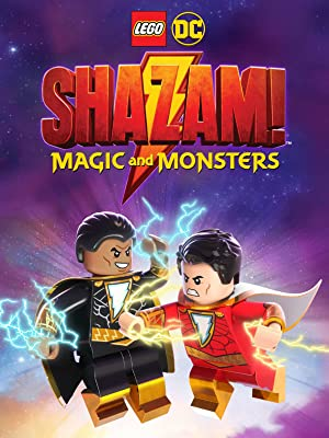 img LEGO DC: Shazam! Magic and Monsters