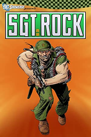 img DC Showcase: Sgt. Rock